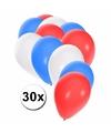 Verenigde Staten ballonnen pakket