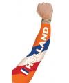 Nederlandse supporter arm sleeves