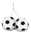 Voetbal binnenspiegel bollen