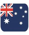 Landen bierviltjes Australie 15 st