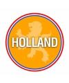 25x bierviltjes van Holland oranje leeuw