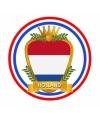 25x bierviltjes van Holland met wapen