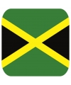 Landen bierviltjes Jamaica 15 st