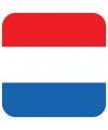 Landen bierviltjes Nederland 15 st
