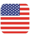 Landen bierviltjes United States15 st