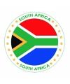 25x bierviltjes van Zuid-Afrika