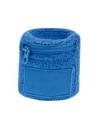 Polsbanden met rits blauw
