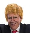 Carnavals pruik Donald Trump