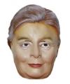 Carnavals Hillary Clinton masker