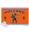 EK vlag Holland
