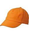 Sportdag kinder team caps oranje