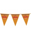 Koningsdag decoratie slinger 8 meter