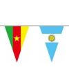 Internationale vlaggenlijn 11 meter