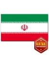 Iraanse landen vlag