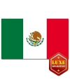 Mexicaanse landen vlaggen