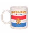 Theemok vlag Holland