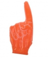 Nederlandse supporters hand opblaasbaar