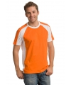 Oranje supporters shirt voor heren