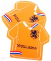 Oranje WK servetten 16 stuks
