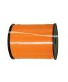 Krullint voor kado's in het oranje