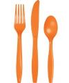 Oranje bestek 24 delig