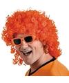 Oranje feestpruik