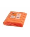 Oranje party rietjes 135 stuks
