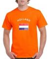 T-shirt Nederland voor heren