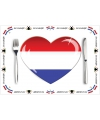 Holland thema 10 placemats