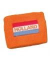 Polsbandjes met Nederland vlag