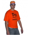 Oranje voetbal shirts Big Fan