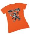 Holland shirt met leeuw dames