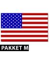 Amerikaanse versiering pakket medium