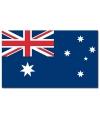Australische vlaggen