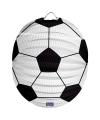 Voetbal decoratie lampionnen
