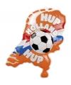 Oranje wandbord hup Holland