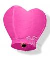 Roze wensballonnen 100 cm