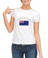 Nieuw Zeeland t-shirt met Mexikaanse vlag print voor dames