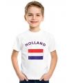 Kinder t-shirt Nederland
