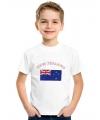 Kinder t-shirt Nieuw Zeeland