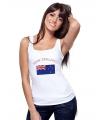 Nieuw Zeeland tanktop met Nieuw Zeelandse vlag print voor dames