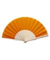 Super voordelige waaier oranje