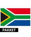 Zuid Afrika feestartikelen pakket