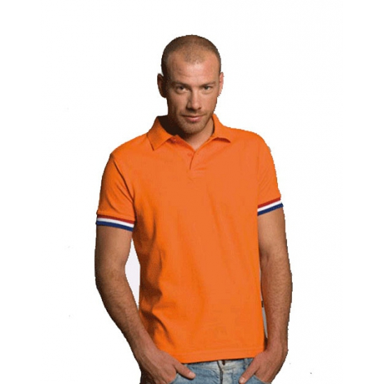 Polo shirt Holland 100% katoen