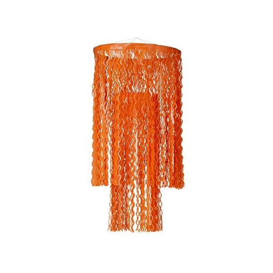 WK Oranje kroonluchter 40 x 80 cm