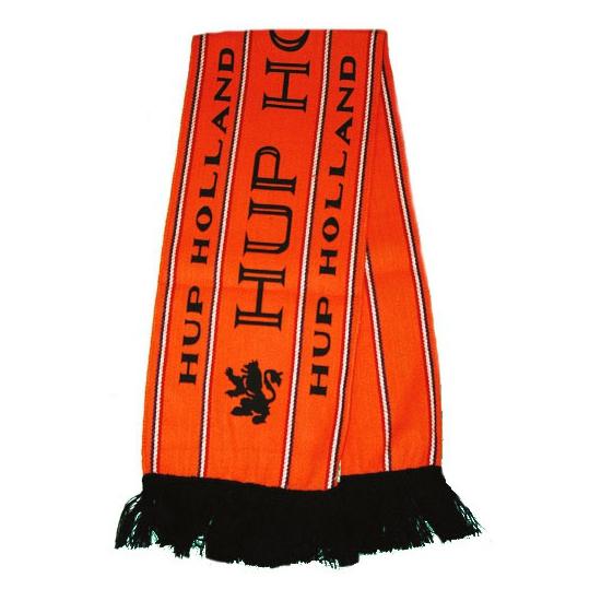WK Oranje Hup Holland Hup sjaal 140 x 17 cm