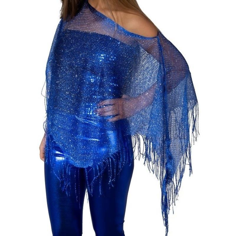 Carnavalskleding Kleuren kostuums Blauwe kleding