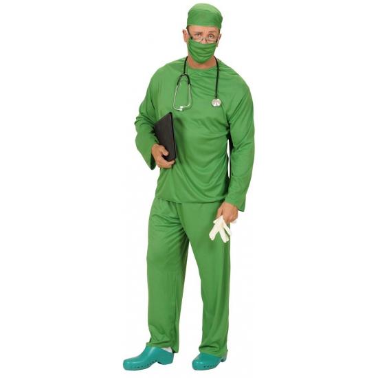 Carnavalskleding Beroepen kostuums Chirurg kleding