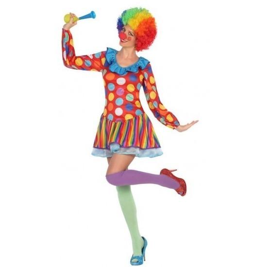 Carnavalskleding Beroepen kostuums Clown kleding