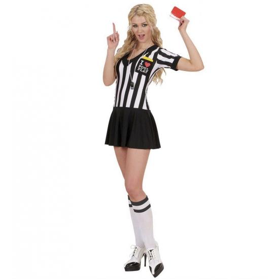Carnavalskleding Sport kostuums Scheidsrechter kleding